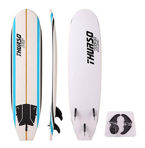7 ft Soft Top Surfboard