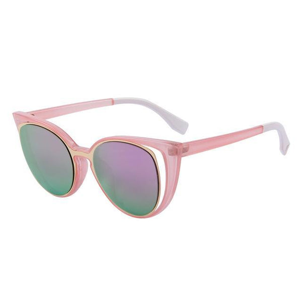 Retro Cat Eye Women's Sunglasses