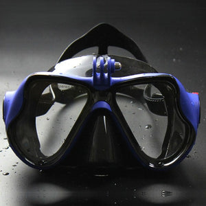 Underwater Camera Diving Mask