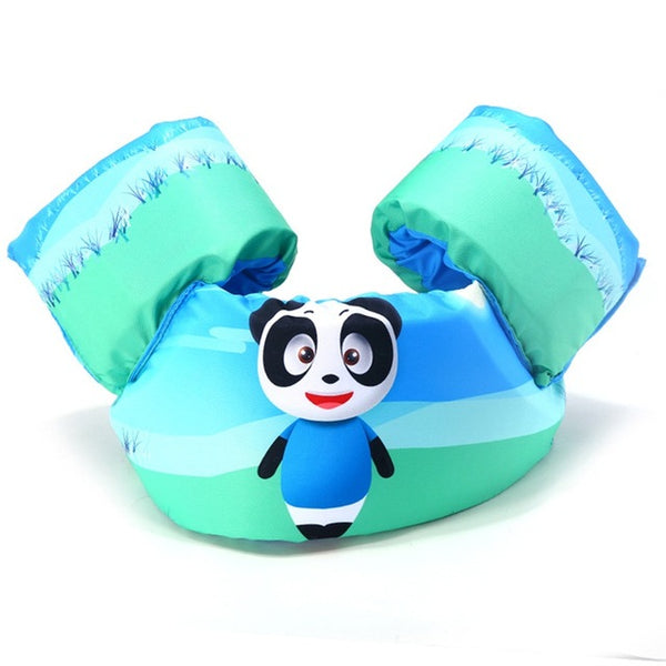 Cartoon Character Design Kids Life Vest