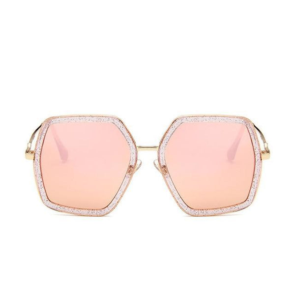 Oversized Square Ladies Sunglasses