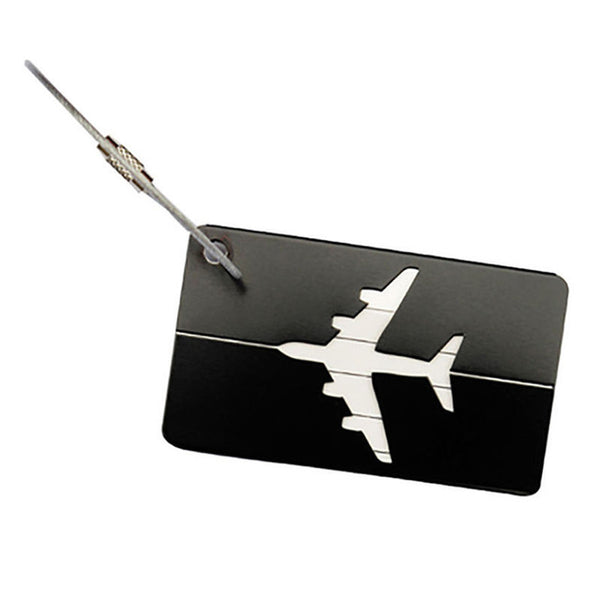 Rubber Funky Travel Tag