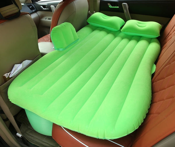 Inflatable Back Seat Car Air Mattress