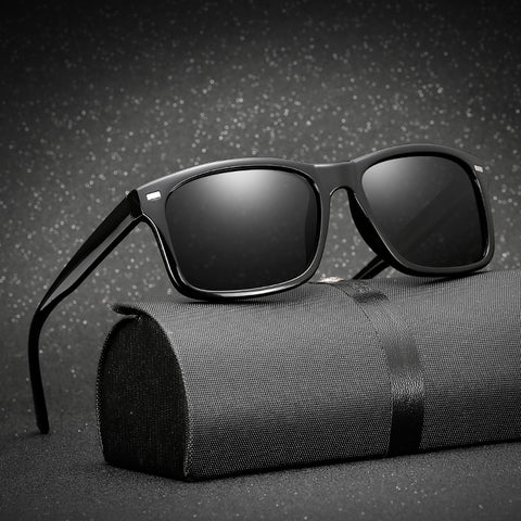 Anti-Glare Polarized Men's Sunglasses