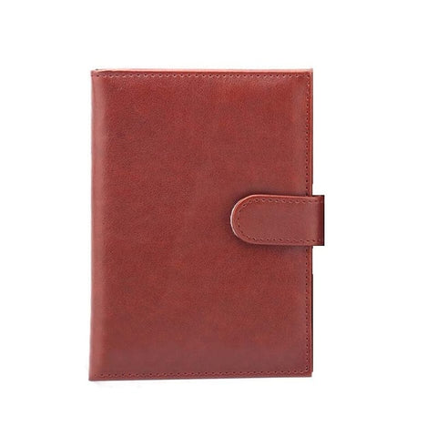 Solid Color Passport Holder