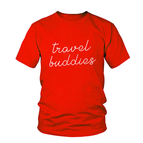 Travel Buddies Casual T-Shirt