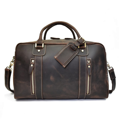 Men's Vintage Duffel Bag