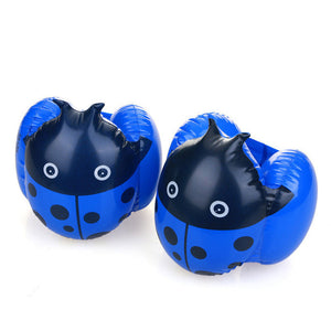 1 Pair Ladybug Inflatable Kids Floaties
