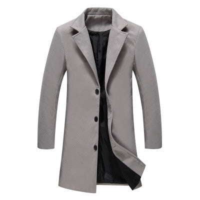Elias Casual Trench Coat