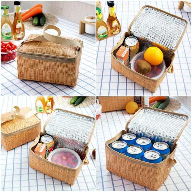 Outdoor Thermal Type Picnic Basket