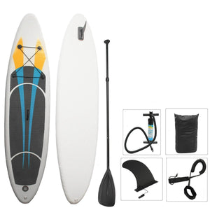 Inflatable Non-Slip Surfboard