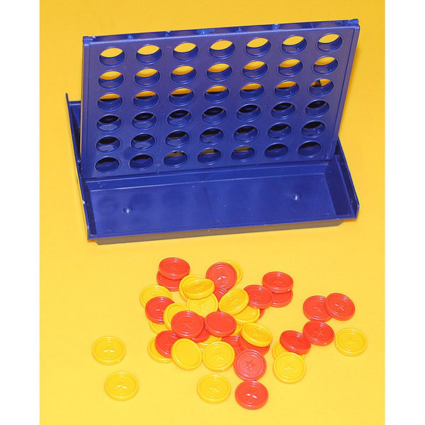 Classic Connect 4 Puzzle Board Game