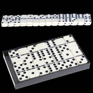 Wooden Domino Travel Game