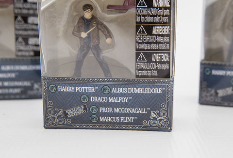 "Harry Potter Nano Pack B Metalfigs Diecast 1.5"" Figures (5-Pack)"