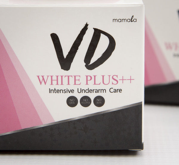 Mamala Virgin Deo White ++ Intensive Arm Care