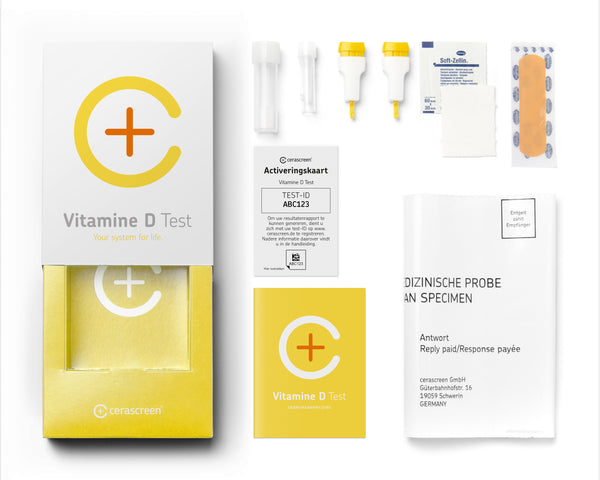 cerascreen food reaction test kit