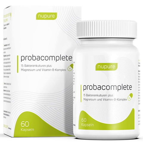 Nupure Probacomplete - 60 capsules