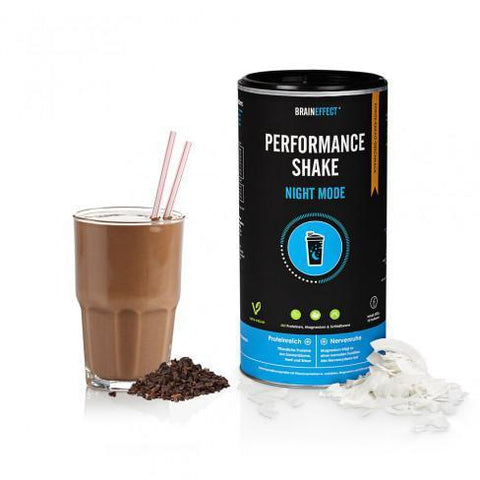 BrainEffect Performance Shake - kokosnoot-cacao smaak 530g