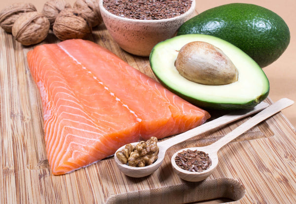 Omega-3-rich foods