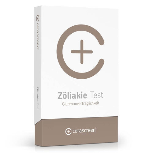 Zöliakie Test