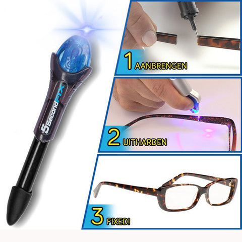 5 Second Fix UV Light Glue, [TopTrends_4U]