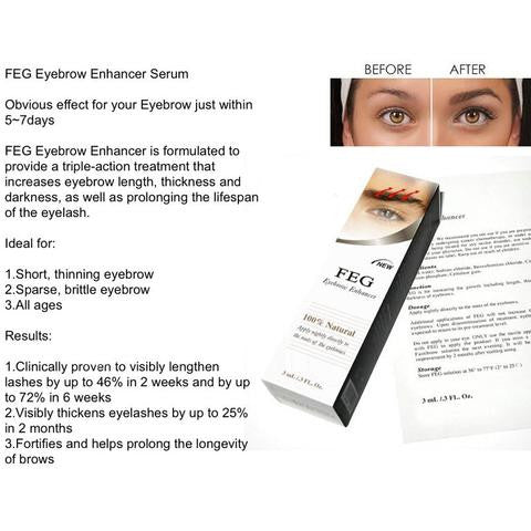 1+1 FEG Eyebrow Enhancer, [TopTrends_4U]