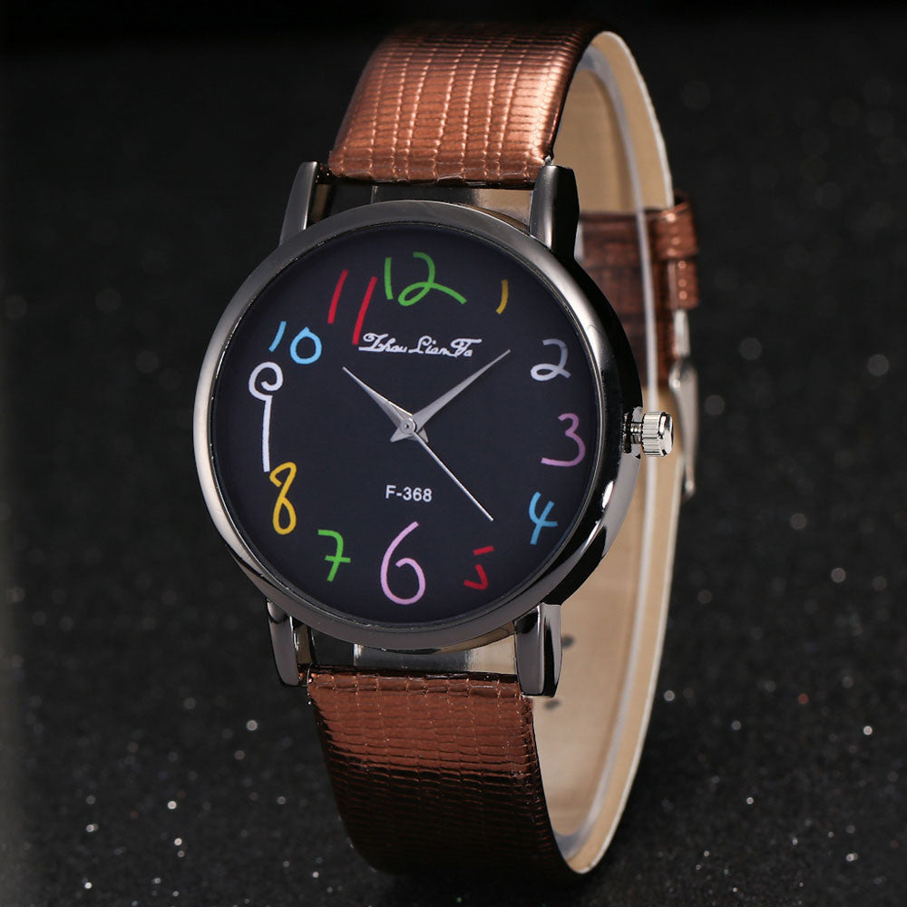 Candy Color Wrist Watch, [TopTrends_4U]