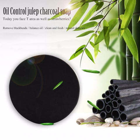 Bamboo Charcoal Soap, [TopTrends_4U]