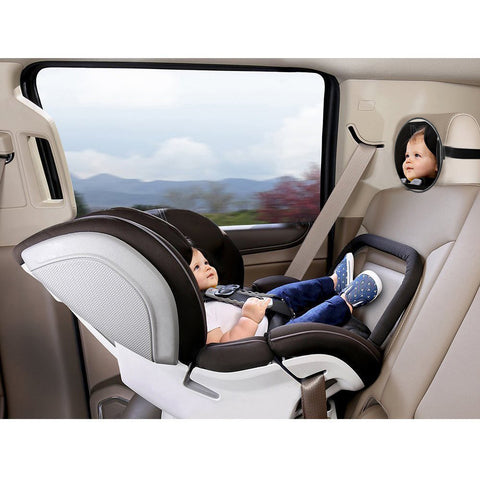 Adjustable Car Back Seat Safety Mirror, [TopTrends_4U]