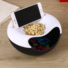 Dual-Layer Snack Storage, [TopTrends_4U]