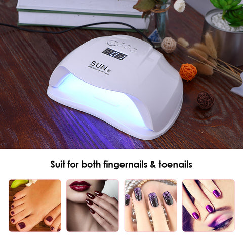 Nail Gel Polish Dryer, [TopTrends_4U]