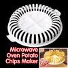 Image of Microwave Potato Chips Maker, [TopTrends_4U]
