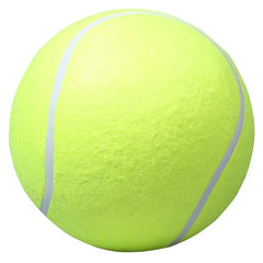 Large Tennis Ball Pet Toy