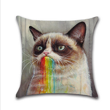 Decorative Pillow Cushion Cover, [TopTrends_4U]
