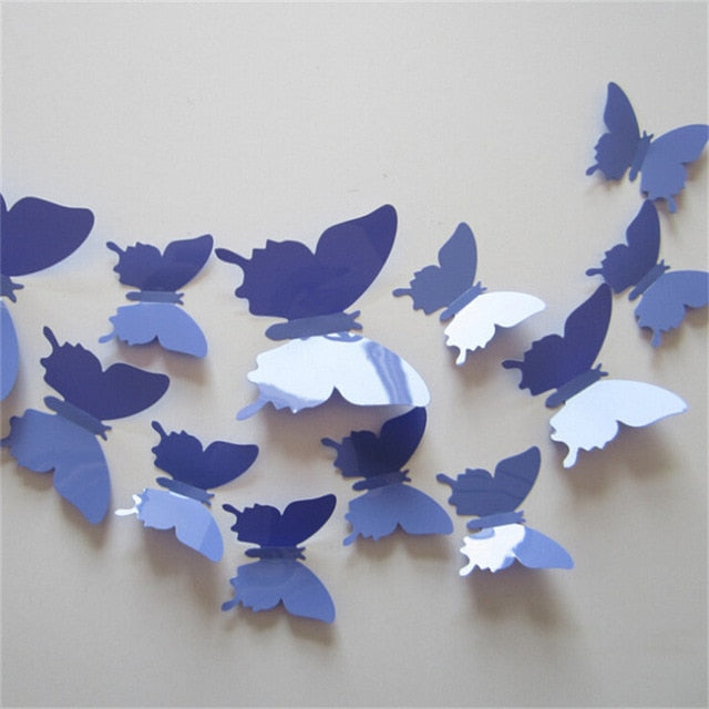 Butterfly Wall Stickers, [TopTrends_4U]