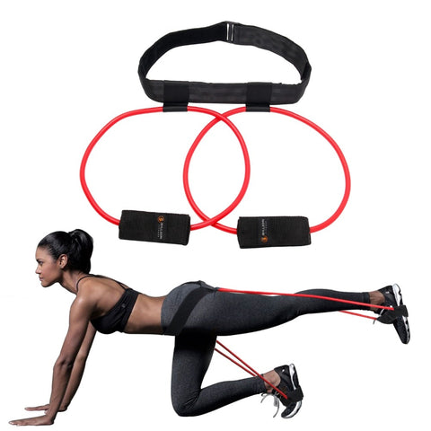 Resistance With Waist Belt, [TopTrends_4U]