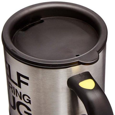 Self Stirring Coffee Mug, [TopTrends_4U]
