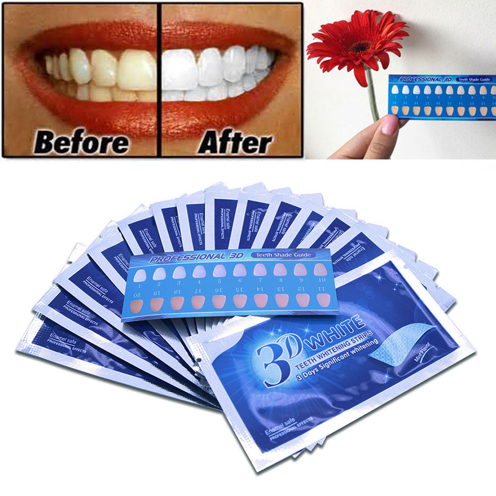 Teeth Whitening Strips, [TopTrends_4U]