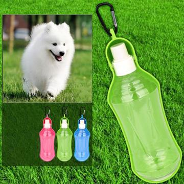 500ml 250ml Sport Pet Dog/Kitten/Cat Water Bottle Pet's Gadgets