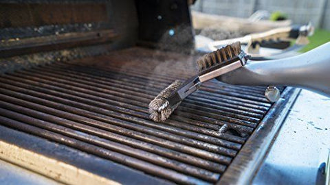 Grill Daddy BBQ Steam Cleaning Brush, [TopTrends_4U]