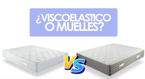 Visco o Muelles?