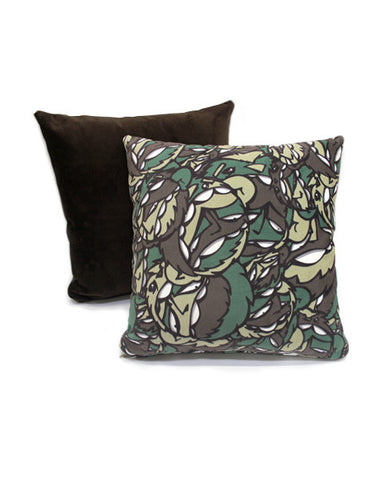 Allover Camo Pillow