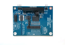 Single MiniSHARC link board