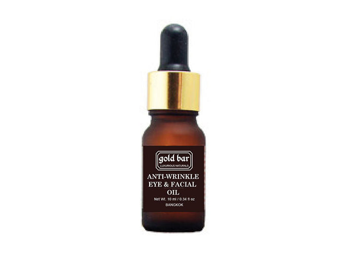 ANTI-WRINKLE Eye & Facial Oil 10ml