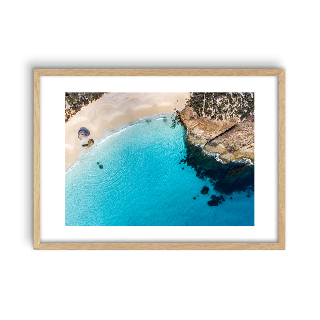 Two Peoples Bay Print