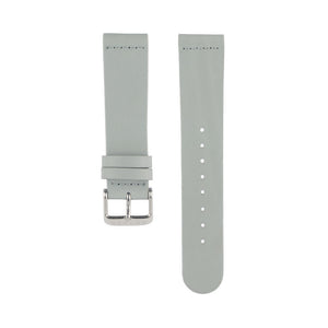 Leather Strap - Dove Grey