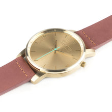 Tyrfing Champagne Gold & Dusty Rose Strap