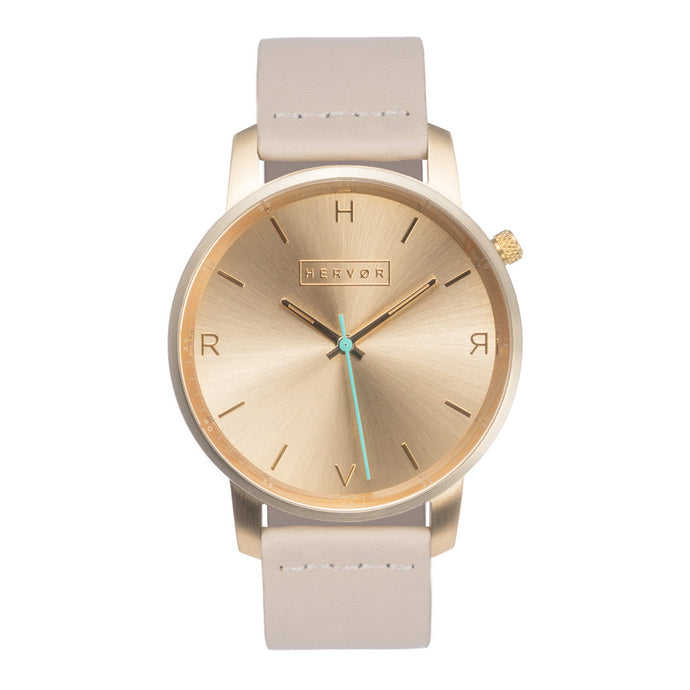 Tyrfing Champagne Gold & Pastel Pink Strap