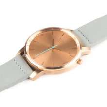 Load image into Gallery viewer, Tyrfing Rose Gold & Dove Grey Strap