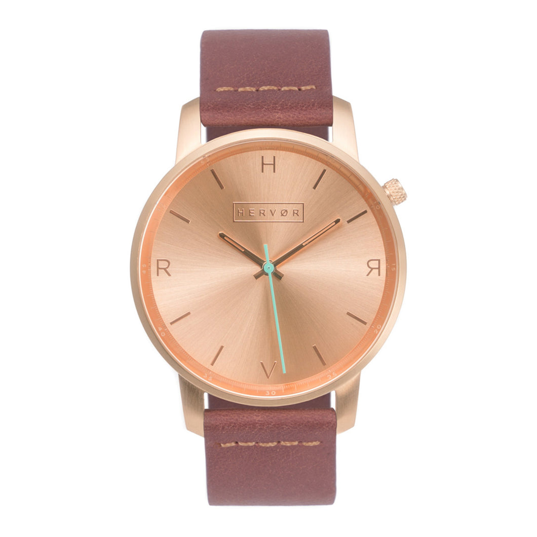 Tyrfing Rose Gold & Dusty Rose Strap